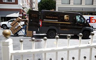 亞裔UPS司機在舊金山遇劫