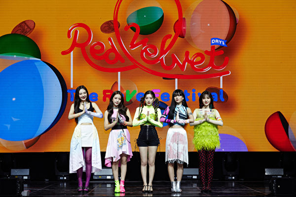 时隔一年八个月 Red Velvet准备8月回归乐坛