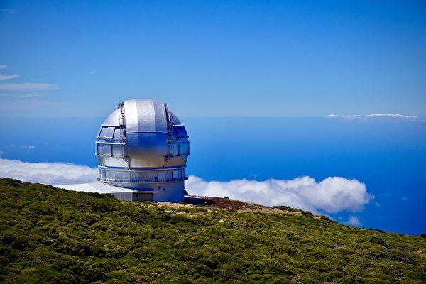 天文調查:地球最暗天空在非洲加那利群島