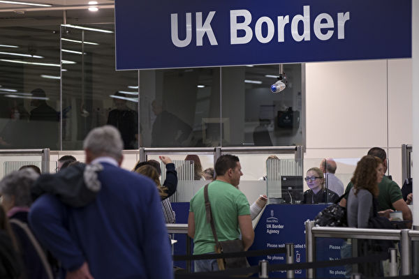 英媒:中国富人通过投资者签证涌向英国