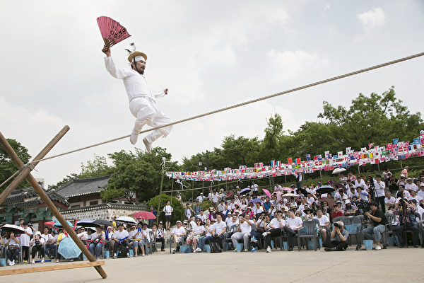 探访韩国端午祭:敬神祈福 延续传统