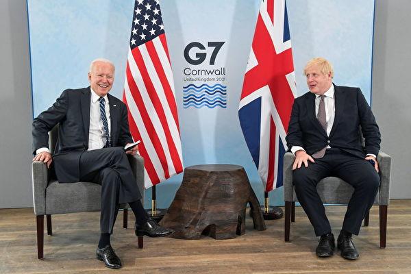 G7峰会 英美签新大西洋宪章 奠定新秩序