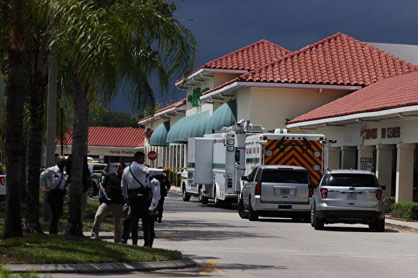 佛州Publix超市枪击案三死 含一儿童及嫌犯