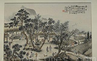 香港藝術館展出廣東繪畫