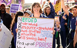 全國性護士大罷工 訴求為何