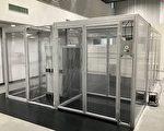 首批10座負壓隔離艙抵台 優先放置重症急救醫院