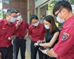 血氧儀難求 台廠商捐市值逾400萬智慧手錶給消防員