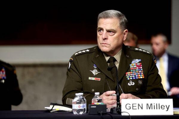 【重播】国防部长与美军高层简报阿富汗局势