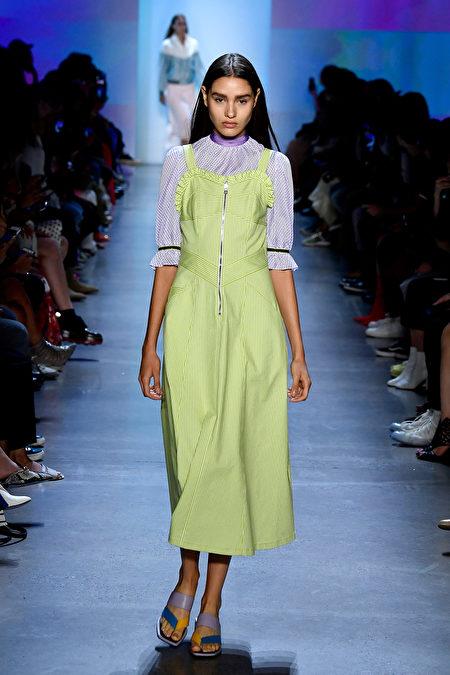 時尚, 時裝週, 韓國, 裙