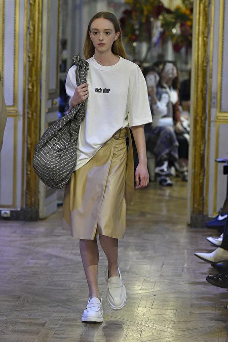時尚, 時裝週, 法國, 裙