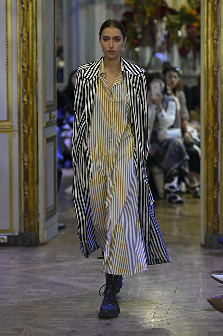 時尚, 時裝週, 法國, 褲