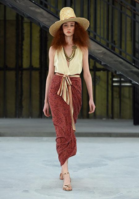 時尚, 時裝週, 裙