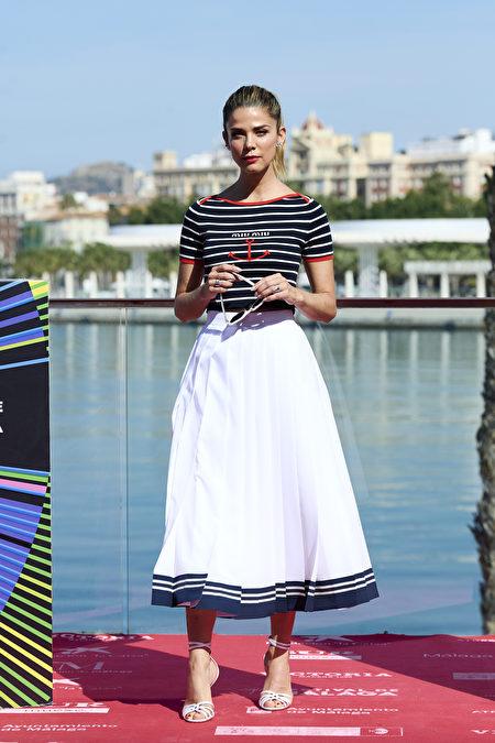 時尚, 裙, 電影, 西班牙