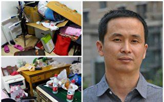 追查郭洪偉死亡真相 律師謝燕益被警方帶走