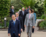 G7公報出爐 就多個敏感議題挑戰中共