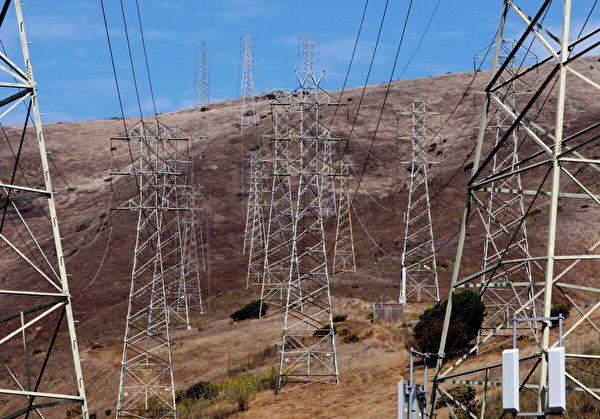 加州告知公眾為熱浪做準備 可能輪流停電