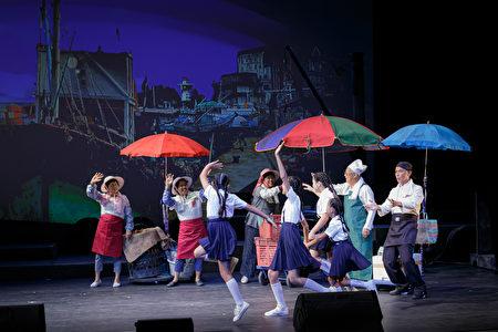阿卡貝拉音樂劇。