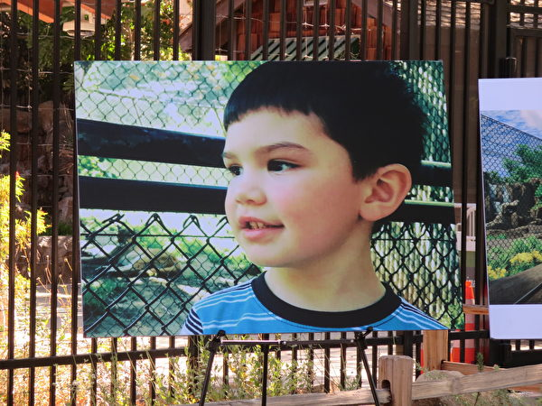 橙县将为被枪杀6岁男孩艾登设纪念匾额