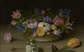 您看到的不僅僅是一束花 花卉靜物畫的密碼