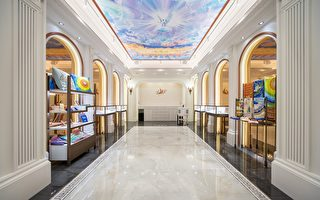 走入Shen Yun Collections 「心」賞藝術精品 不凡的內涵