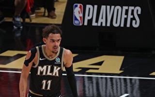 NBA老鷹演出18分大逆轉  系列賽追平76人