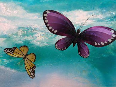 圖:今年台加藝文節將在7月中照常進行,圖為蝴蝶王國--台灣實體展。(台加藝文節提供)