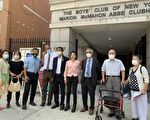 选民投诉法拉盛提前投票站工作人员涉嫌暗示