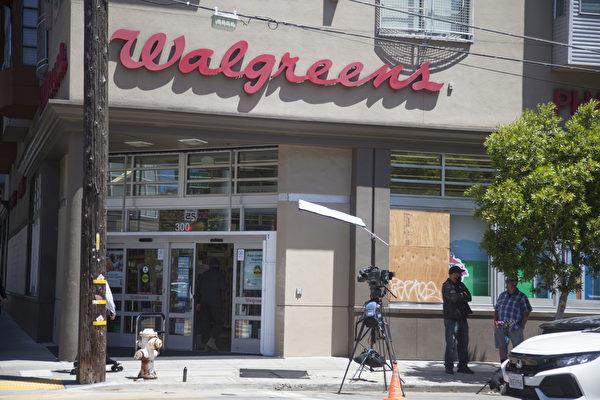 舊金山商店盜竊嚴重起訴銳減 地檢長挨批