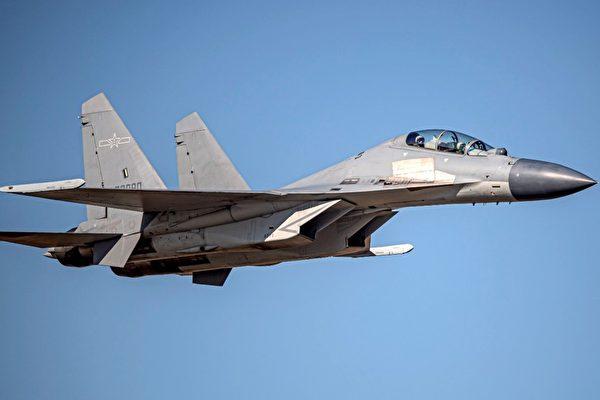 中共28軍機擾台 美國防部:破壞台海穩定