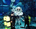 英国将建世界最深水池 可仿微重力环境供实验