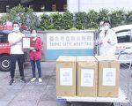 台业者捐逾7千件隔离衣 挺医护警消