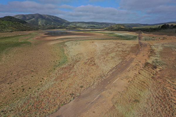 加州旱情嚴峻 逾6千農民收到斷水警告