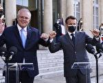 澳总理抨击中共破坏国际秩序 吁全球反制