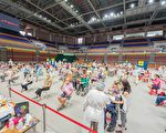 屏东第二阶段接种近2万人 县府有信心