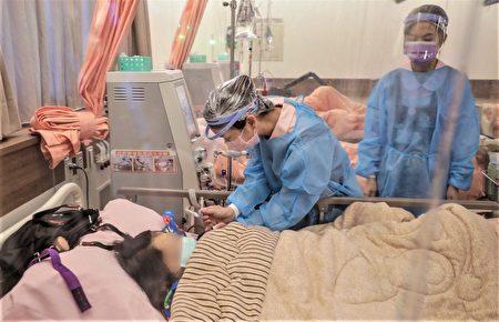 豐原區傳一名82歲男性洗腎患者,於15日注射疫苗後、17日死亡。