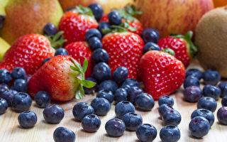 从2016年到2021年连续六年,草莓在脏蔬果榜单中都排名首位。(Shutterstock)