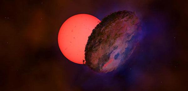 銀河系中心發現巨型新恆星 亮度會驟變