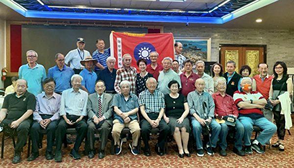 庆黄埔陆军官校97年校庆 60余年同侪忆军魂