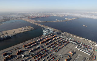 廣東疫情波及西方 美國最大港恐「無貨進港」