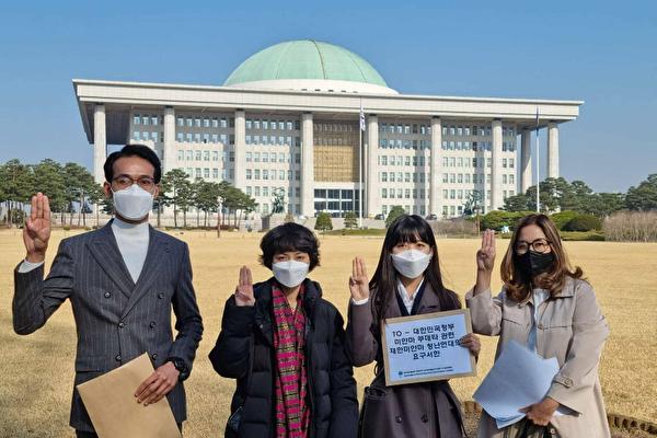 【专访】90后居韩缅甸女:我们没有武器 只有勇气