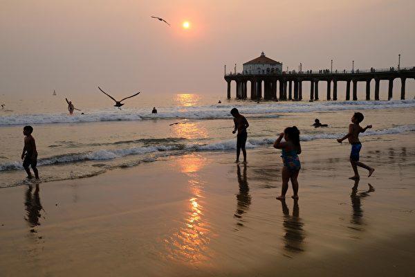 今夏首波熱浪結束 加州下週會涼爽