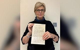 沙发后藏52年前信件 11岁童准确预测未来