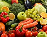 新研究:多吃水果和蔬菜可減輕心理壓力