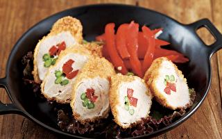 料理新手下廚 「炸蔬菜雞肉捲」百吃不膩
