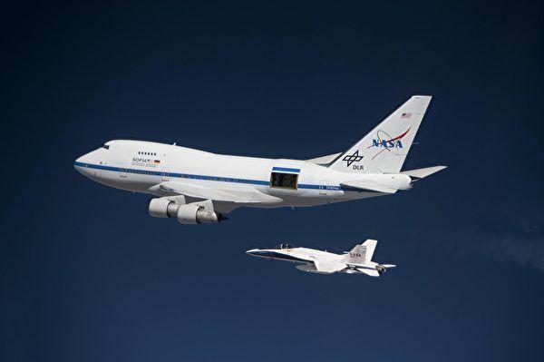 波音747搭載望遠鏡 意外提供大氣研究新視角