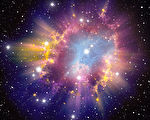 恆星死亡後 系統內行星命運如「宇宙彈珠」