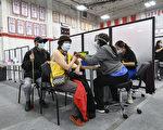 多倫多和皮爾區成年居民只接種莫德納疫苗