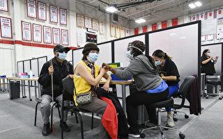 多伦多和皮尔区成年居民只接种莫德纳疫苗