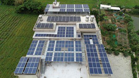 太陽光電補助案場(住家)。