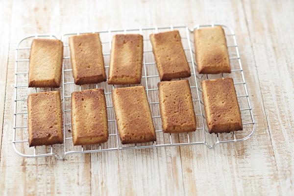 費南雪蛋糕也有減醣版 保留傳統味一樣好吃